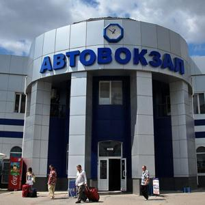 Автовокзалы Сольцов