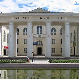 Дворцы и дома культуры Сольцов