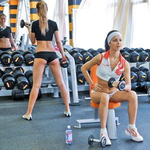 Фитнес-клубы Сольцов