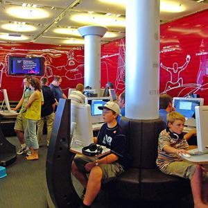 Интернет-кафе Сольцов