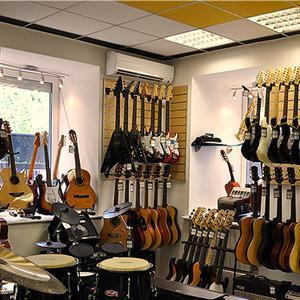 Музыкальные магазины Сольцов