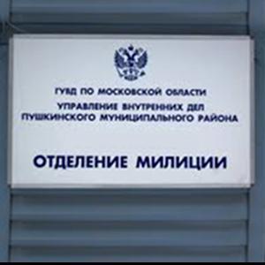 Отделения полиции Сольцов