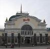 Железнодорожные вокзалы в Сольцах