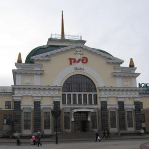 Железнодорожные вокзалы Сольцов