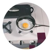 Кафе Виват - иконка «кухня» в Сольцах