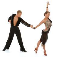 Школа-студия эстрадного танца Sensation - иконка «танцы» в Сольцах